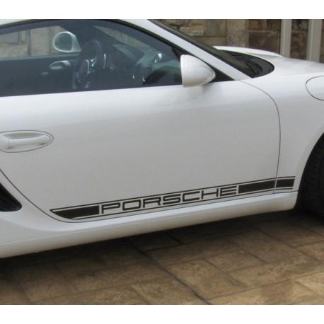 Bandeaux Porsche