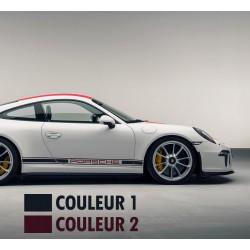 Bandeaux Porsche Bicolor