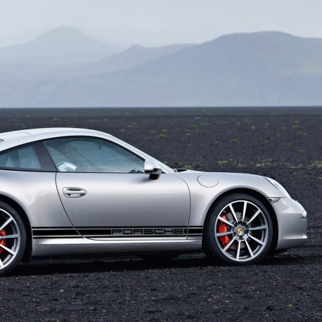 Bandeaux Porsche long