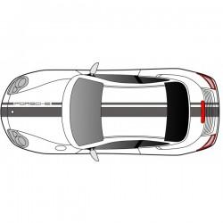Kit Déco Porsche
