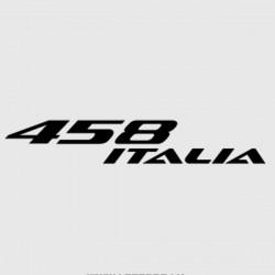 F458 ITALIA