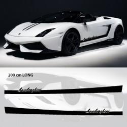 Bandes Lamborghini
