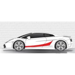 Bandes Lamborghini Gallardo
