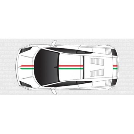 Bandes Lamborghini Gallardo V4