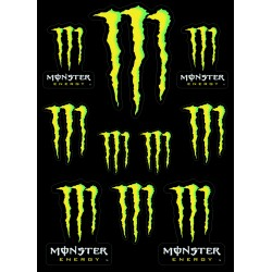Planche Monster Energy