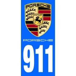 Immatriculation Porsche tous modèles